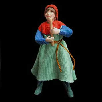 1:24 Late Medieval Early Tudor Musician